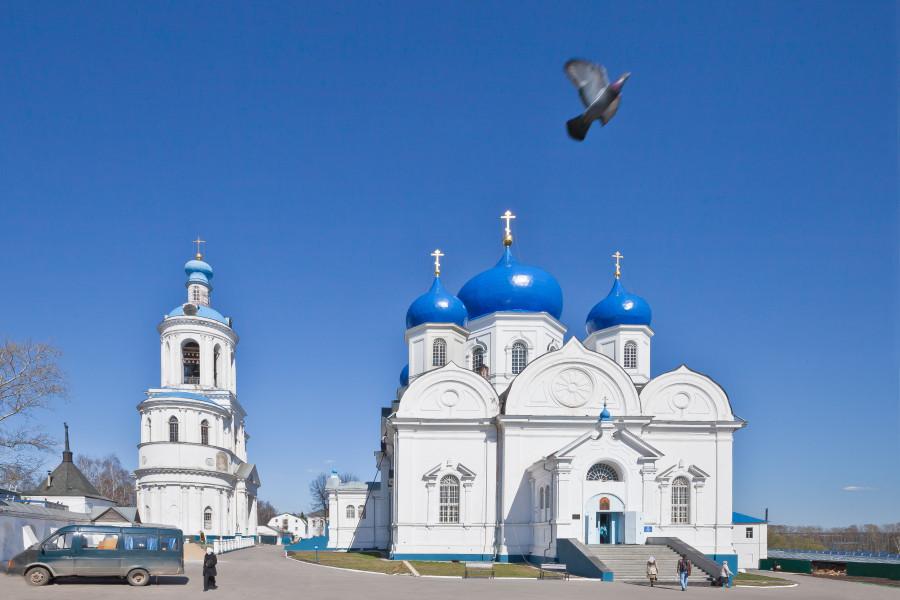 Собор Боголюбивой иконы Божией Матери -  Боголюбский монастырь - Владимир - 03