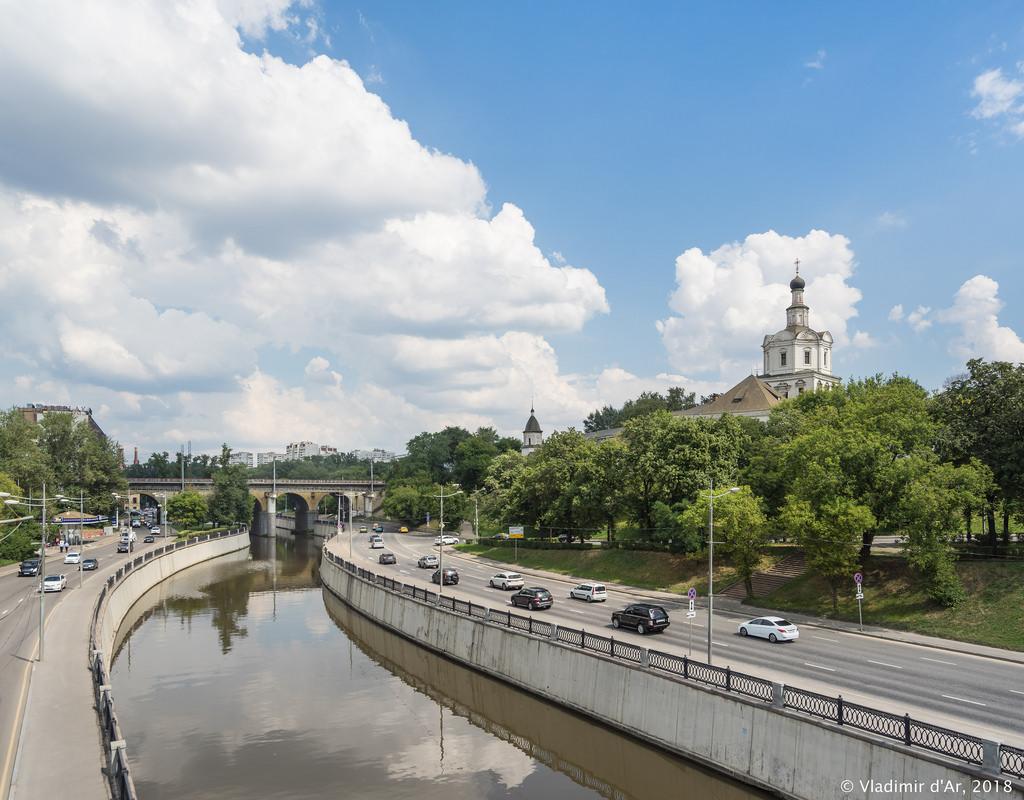 Храм Преподобного Сергия Радонежского в Рогожской слободе - 036 (1 из 1)