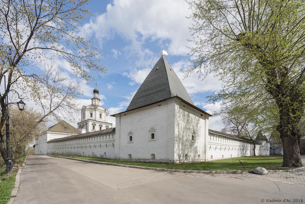 Спасо-Андроников монастырь.