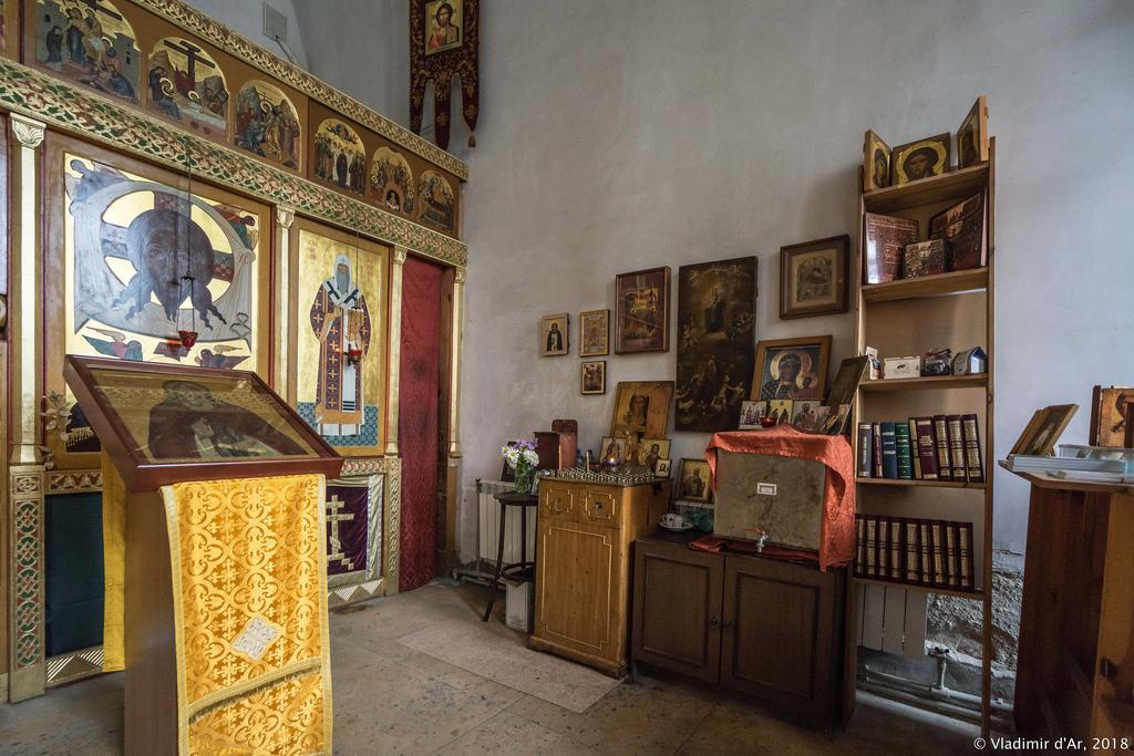 "Часовня ""Проща"" Спасо-Андроникова монастыря"