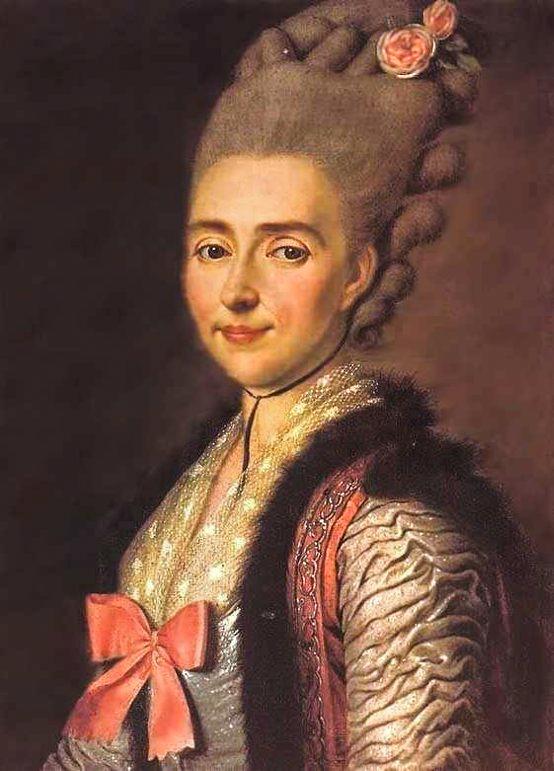 Екатерина Алексеевна Мельгунова-Волконская (1 of 1)