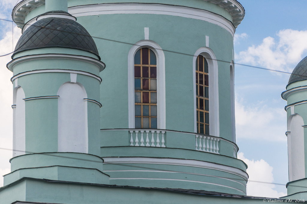 Храм Преподобного Сергия Радонежского в Рогожской слободе