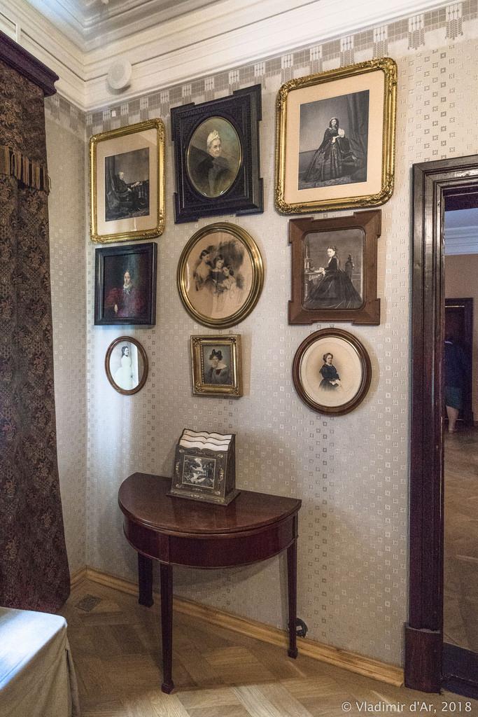 Усадьба Мураново. Литературный музей.