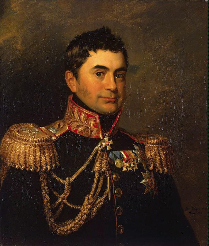 Петр Михайлович Волконский