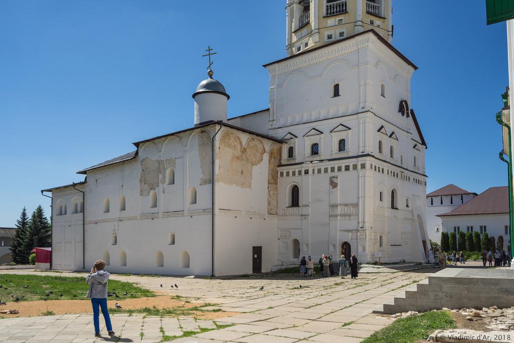 Пафнутьев-Боровский монаст