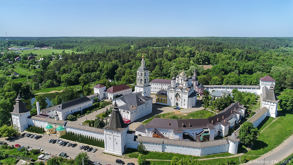 Пафнутьев монастырь. Боровск.