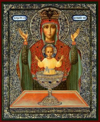 Икона - Введенский монастырь-3