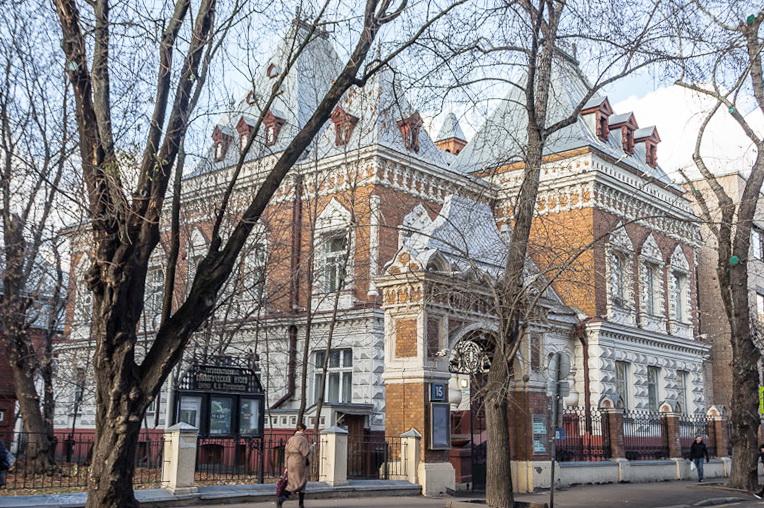 Городская усадьба Щукина