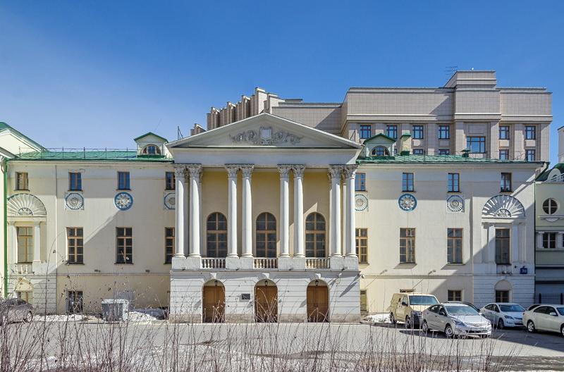 Дом Несвицкой на Смоленской - Сенной