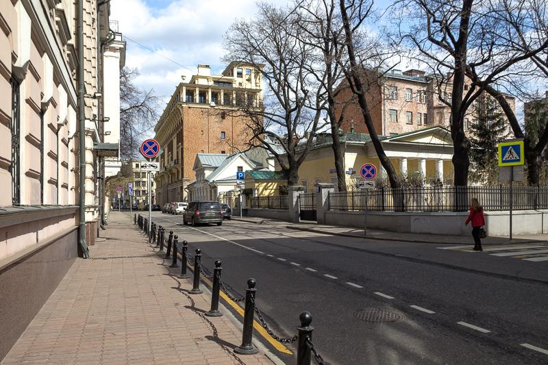 Большой левшинский переулок фото