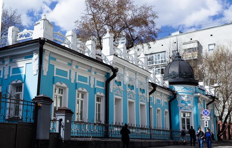 Усадьба Михайловой-Тальгрен