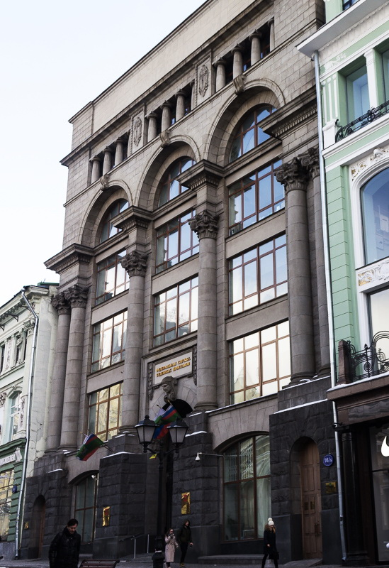 Дом банка и торгового дома «И. В. Юнкер и Ко»