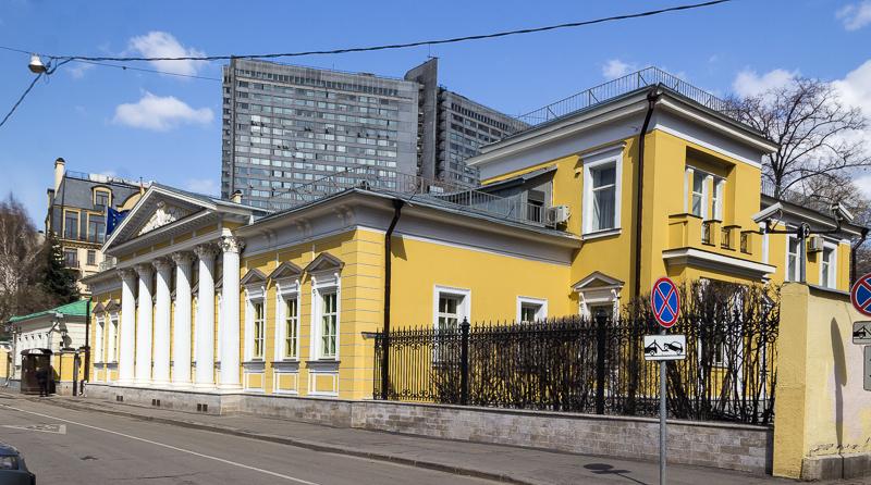 Усадьба  Щепочкиной — Львова