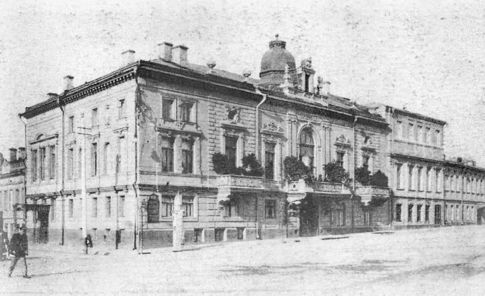 Легендарный «Эрмитаж» – московский трактир