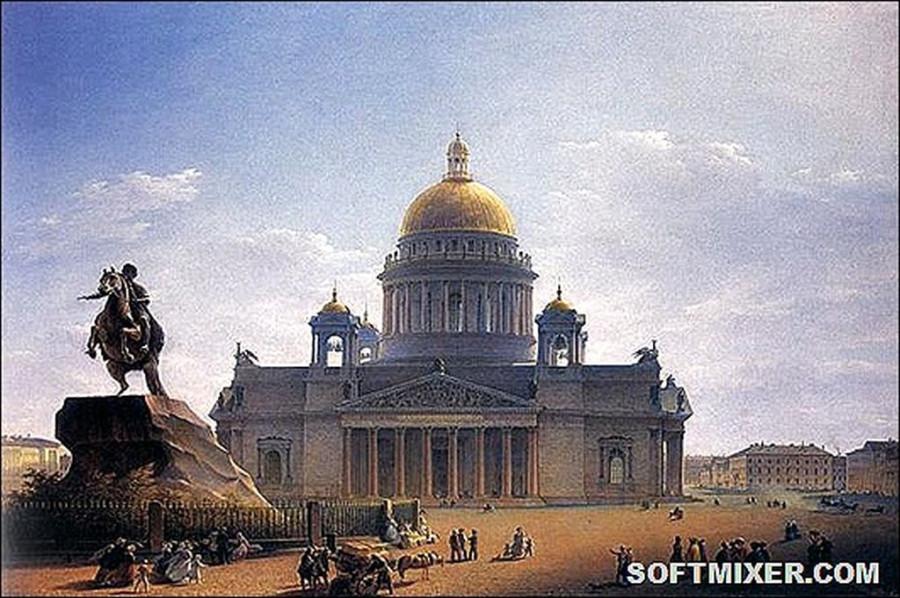 Четыре жизни Исаакиевского собора