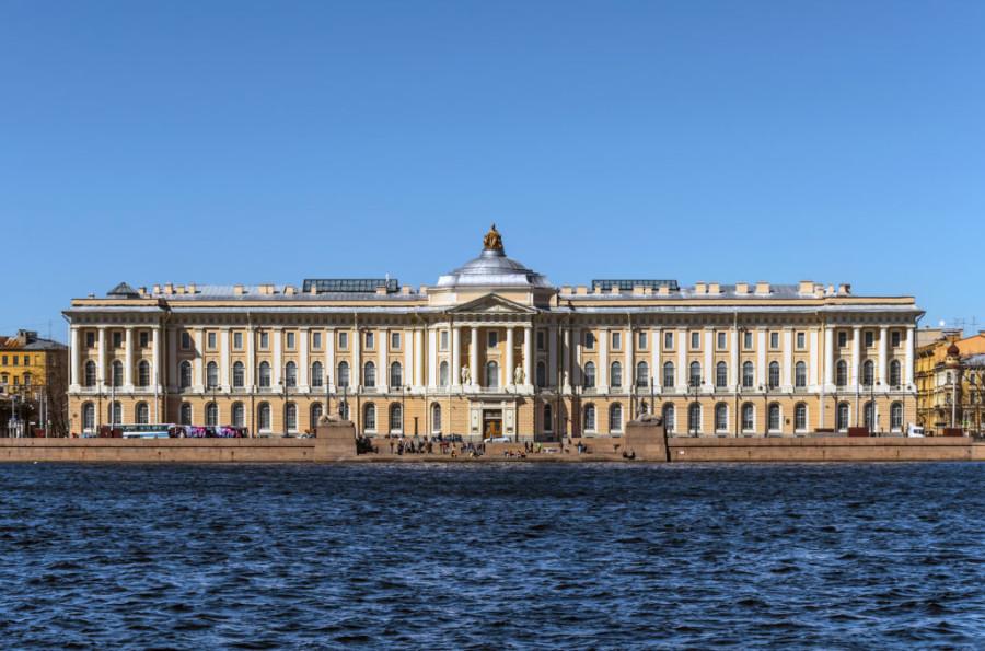 Этот день в истории: 19 ноября 1758 год- учреждена императорская Академия художеств