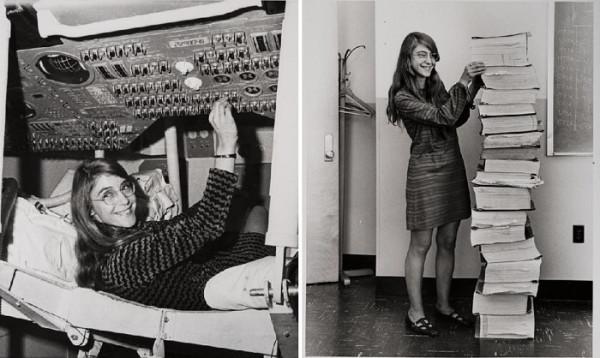 Маргарет Гамильтон: девушка-гений, без которой не состоялся бы полет на Луну
