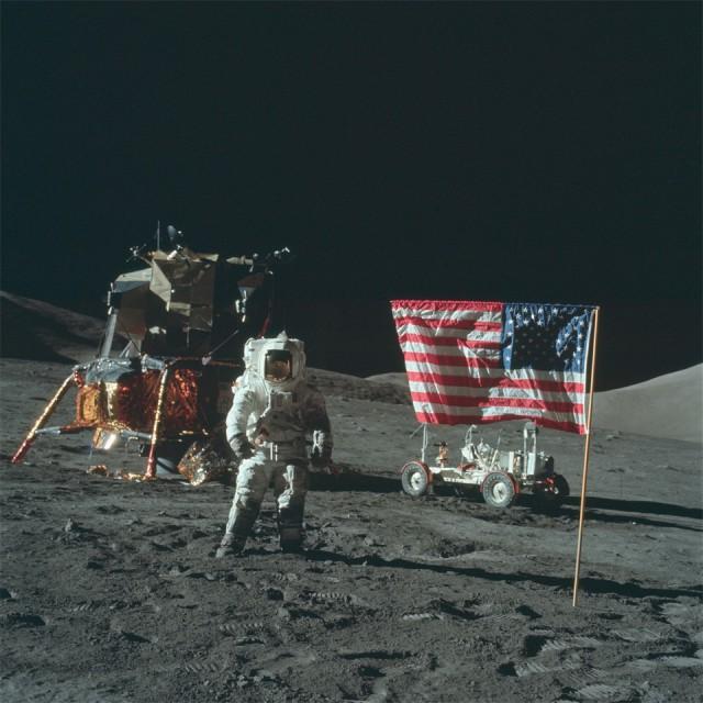 Теория Лунного заговора