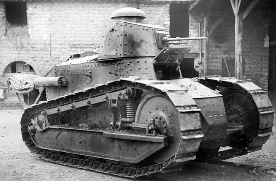 """Советские танки: от """"консервных банок"""" до стальных монстров"""