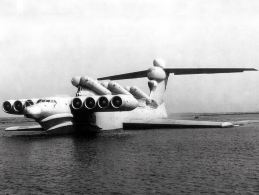 Экраноплан «Лунь». Судьба советского  «убийцы  авианосцев»