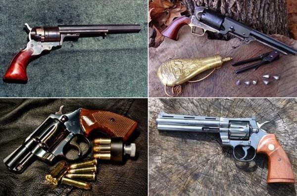 Великий уравнитель: легендарные револьверы Colt