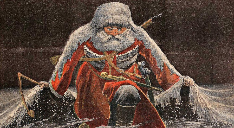 Кто кого: Генерал Мороз против пропаганды