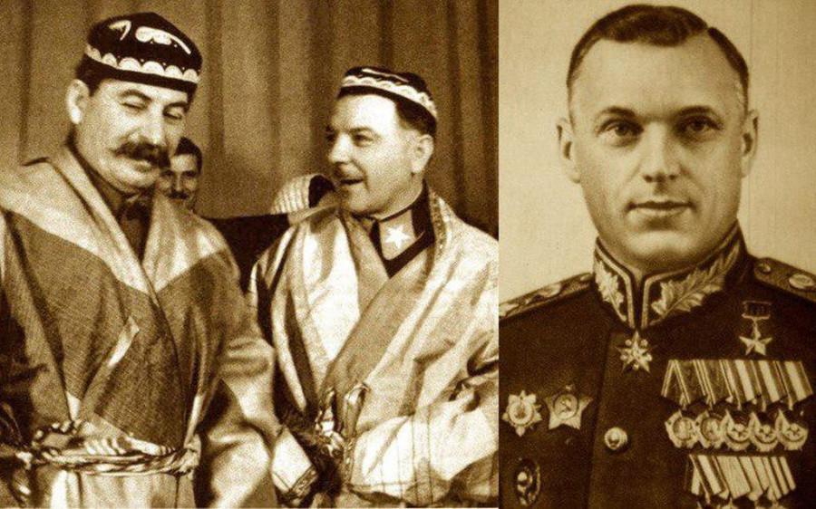 О чем Рокоссовский заставил Сталина сожалеть до конца жизни: первый и последний генералиссимус СССР