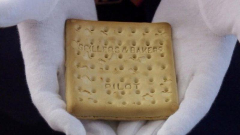 Самый дорогой в мире бисквит