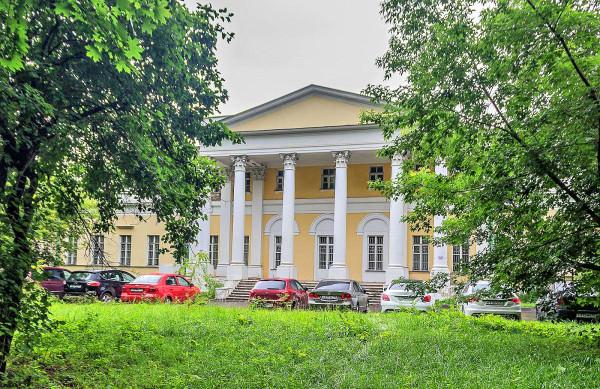 Дача Строгановых, Волочаевская ул., 38