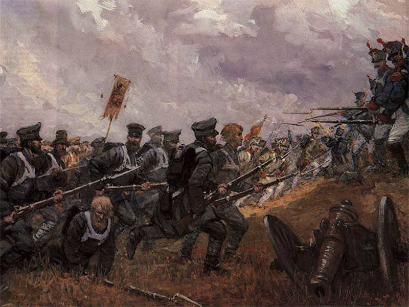 Московское ополчение в войне 1812 года
