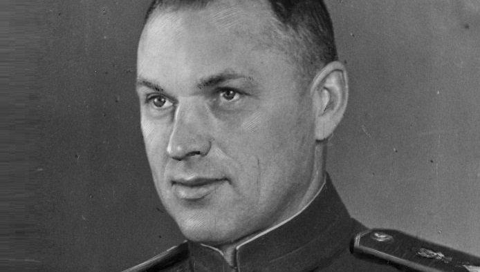 К.К. Рокоссовский в форме нового образца
