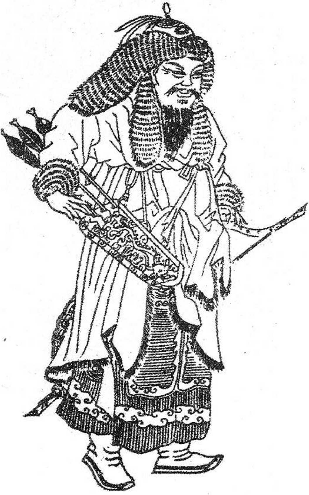 Великий хан Батый