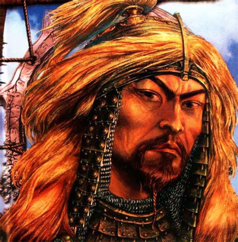 Хан Батый правитель Улус Джучи
