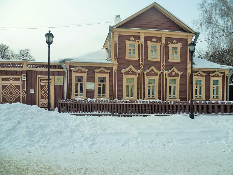 Дом Павловых в Рязани