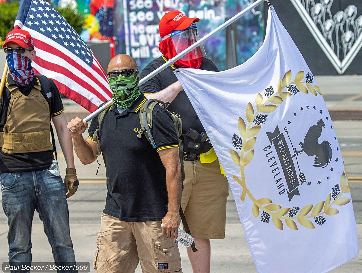 Proud Boys Militias