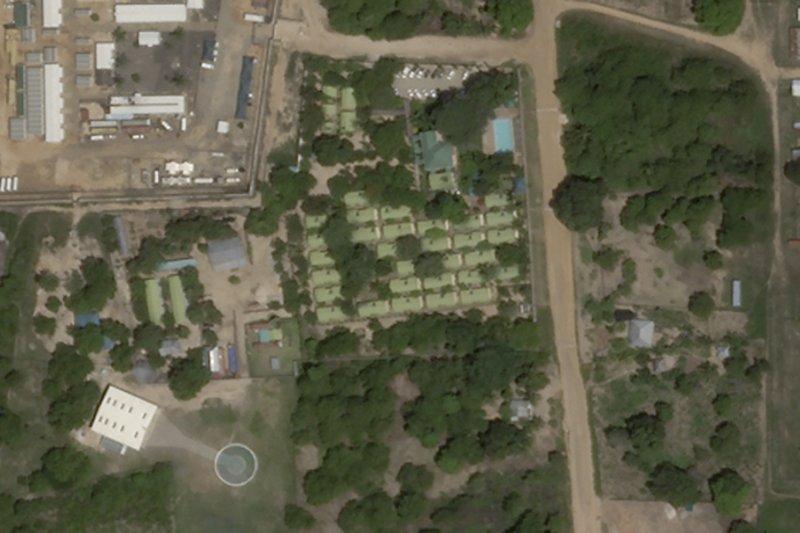 город Пальма -спутниковое изображение