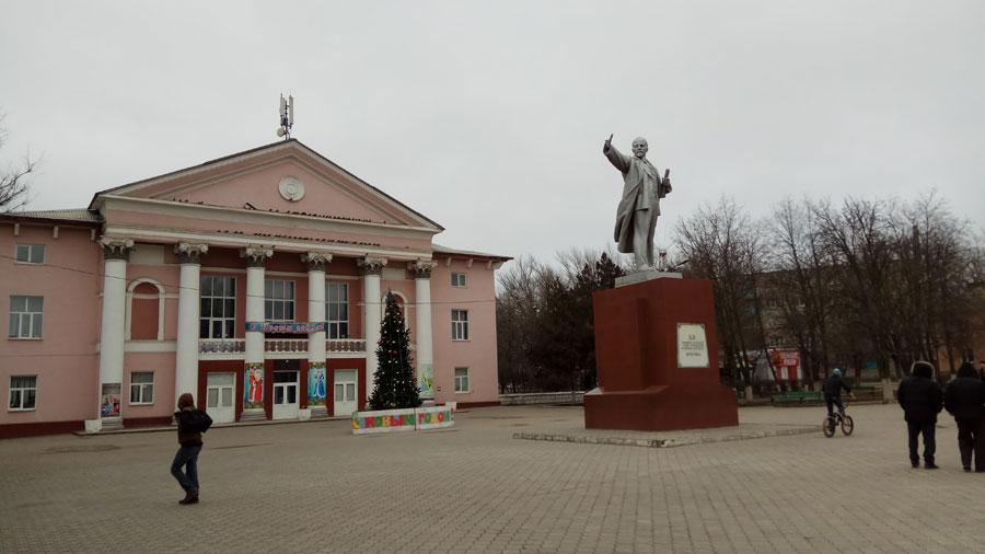 Зима в Новочеркасске