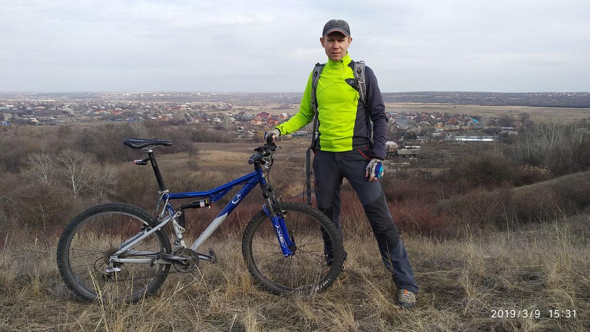 Велопрогулки в Новочеркасске