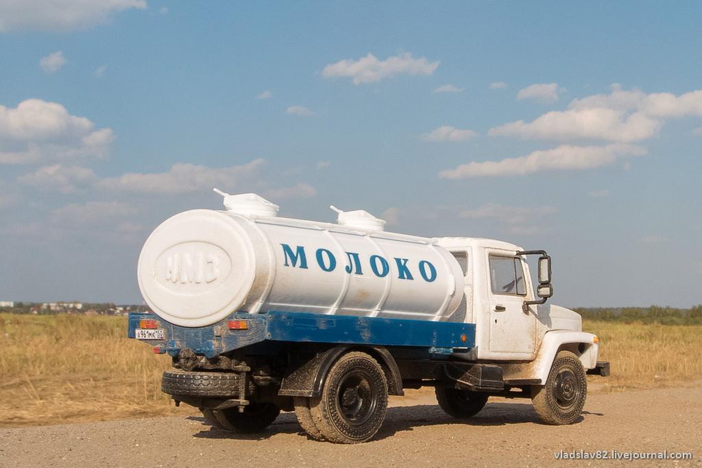 Картинки машина с молоком
