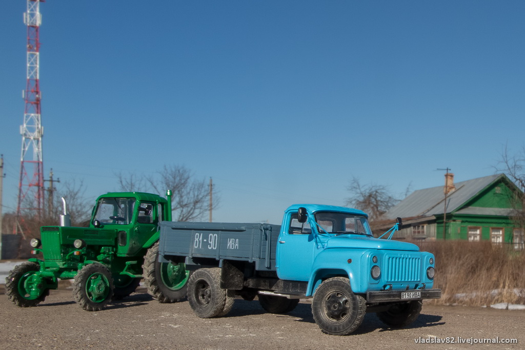 Новинки техники: Минский тракторный завод