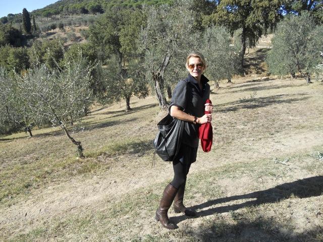 Тоскана: виды и вина