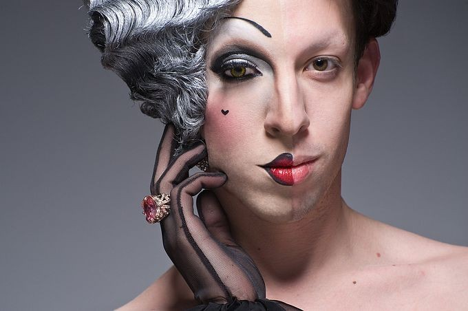 Трансвеститы косметика
