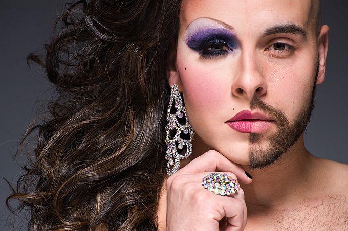 Транс с очень красивым лицом фото 235-968