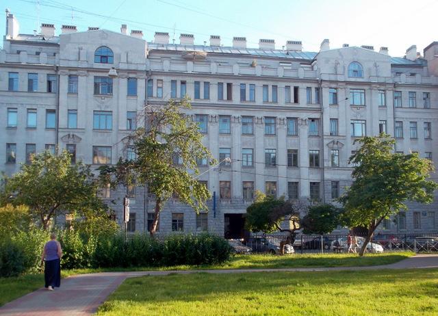Дом Кустодиева