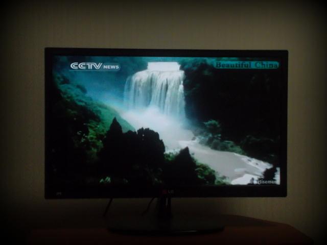 Китайское ТВ