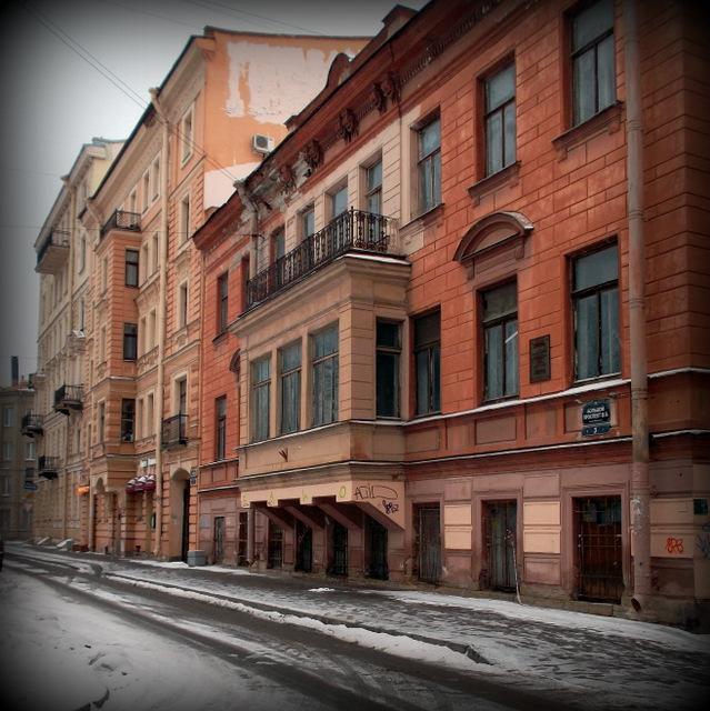 Дом Соловейчика