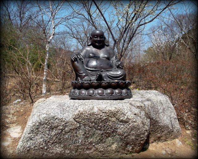 Cмеющийся Будда