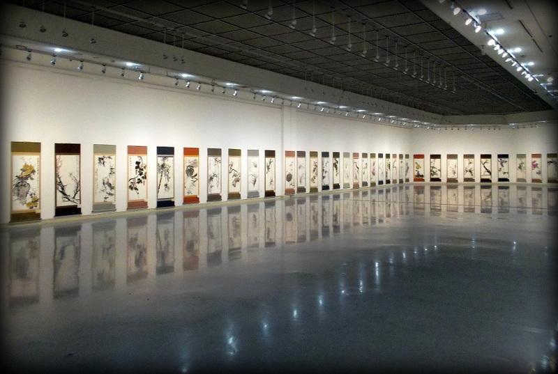 Выставка традиционной живописи
