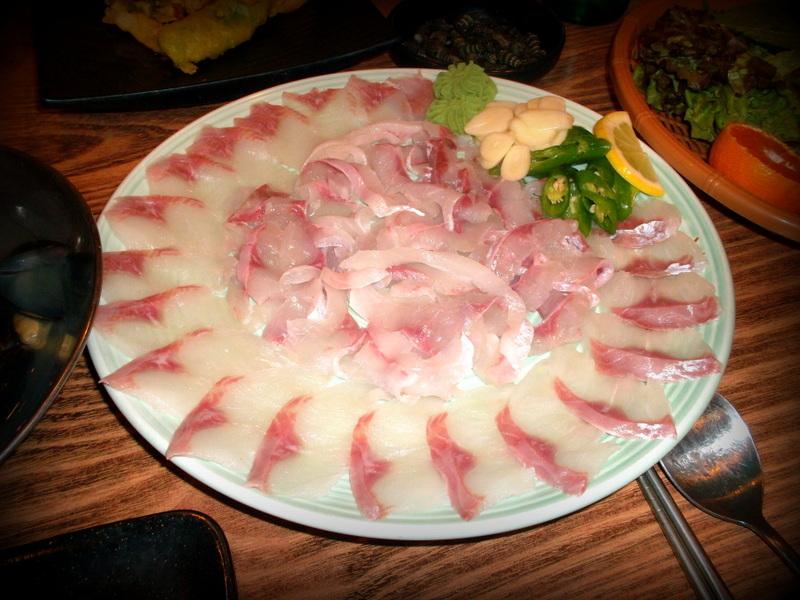 Хве (сырая рыба)