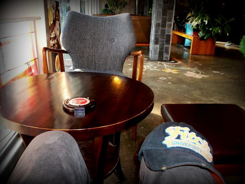 В ожидании кофе